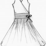 Fashion_Design_Sketches_Of_Dresses_2014_Ara_Fashion