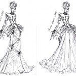 Fashion_Design_Sketches_Of_Dresses_Black_And_White_2014-2015_Fashion_Trends_2015-2016