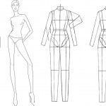 Fashion_Portfolio_-_hand-drawn_fashion_design_flats;_technical_fashion_drawings____Emma_Dobson_the_Village_Pinterest