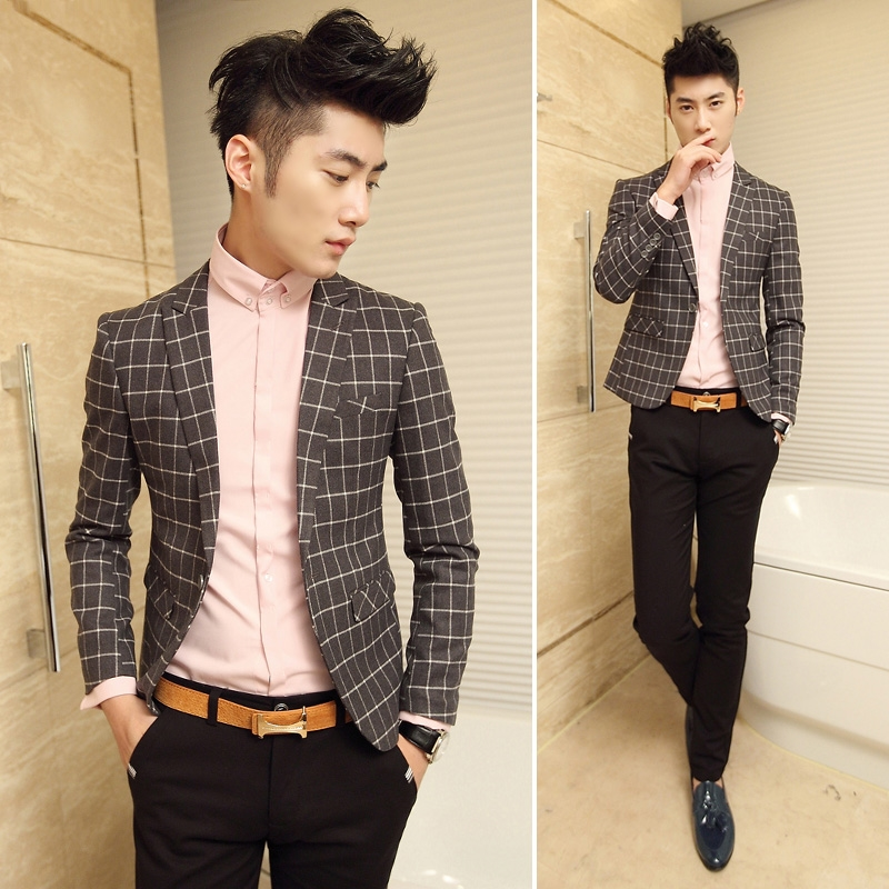 Korean style men