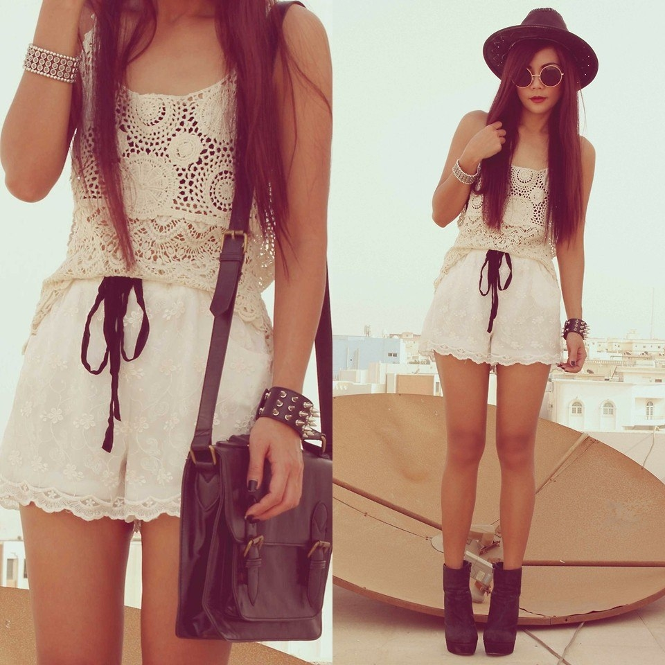 Cute Summer Outfits Tumblr Shorts 2015-2016
