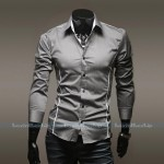 New_Fashion_Mens_Luxury_Long_Sleeve_Casual_Slim_Fit_Stylish_Dress_Shirts_3_Color,_каталог_ebay,_7choice