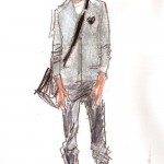 Sketches_Of_Male_Model_Images__amp;_Pictures_-_Becuo