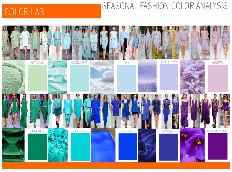 spring fashion color trends 20152016 fashion trends