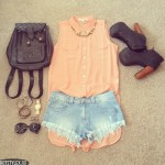 Style_trends_-_I_dag_Fashionfreax_Street_style_netværk_Mode_forum,_brands_og_blog_We_Heart_It_fashion,_outfit,_and_shorts