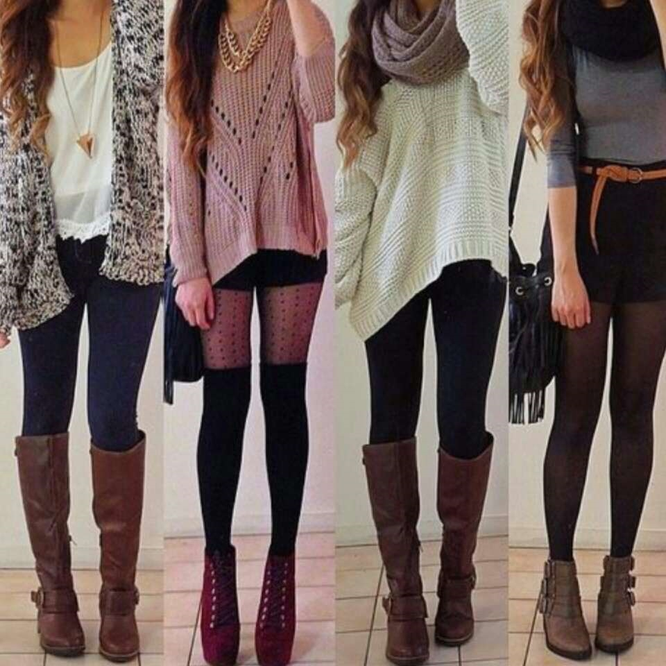 Winter Fashion Trends For Teenagers | Shopping Guide. We ...