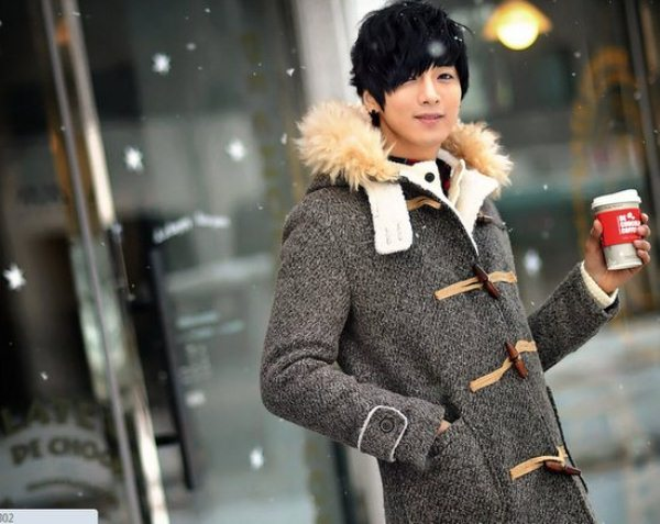Korean Winter Fashion Men 2015-2016 | Fashion Trends 2016-2017