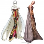 fashion_design_sketch_model