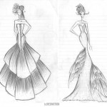 fashion_design_sketches_dresses_Car_Tuning