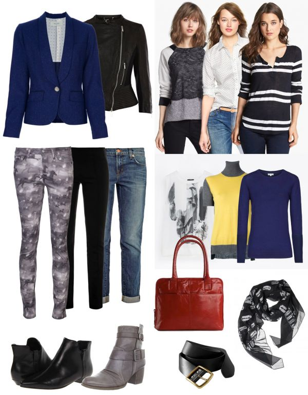 2014 Womens Fall Clothes Casual Fall Outfits P Style