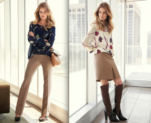 Womens Fall Clothes 2014 Fall fashion trends for women