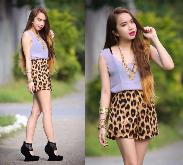 Photo Fashion Trends For Teenage Girls  Shopping Guide -8765