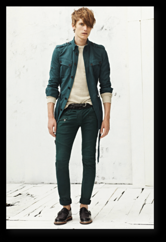 Men Fashion Trends 2013 Mens Clothing Male Models Picture
