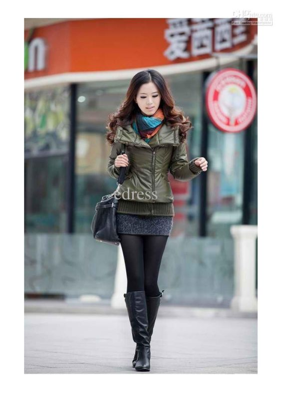 Winter clothes for women 2015