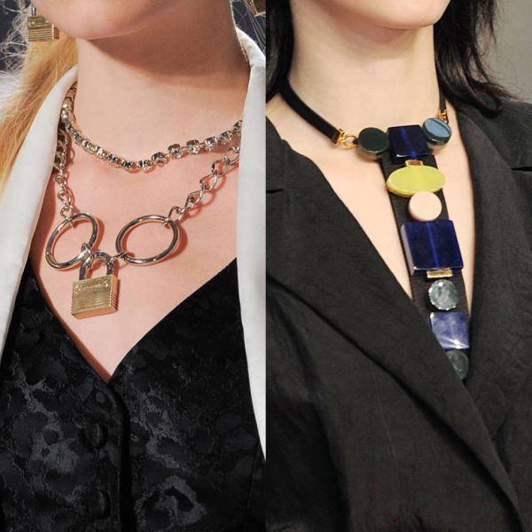 Look - Foto Fall fashion accessory trends video
