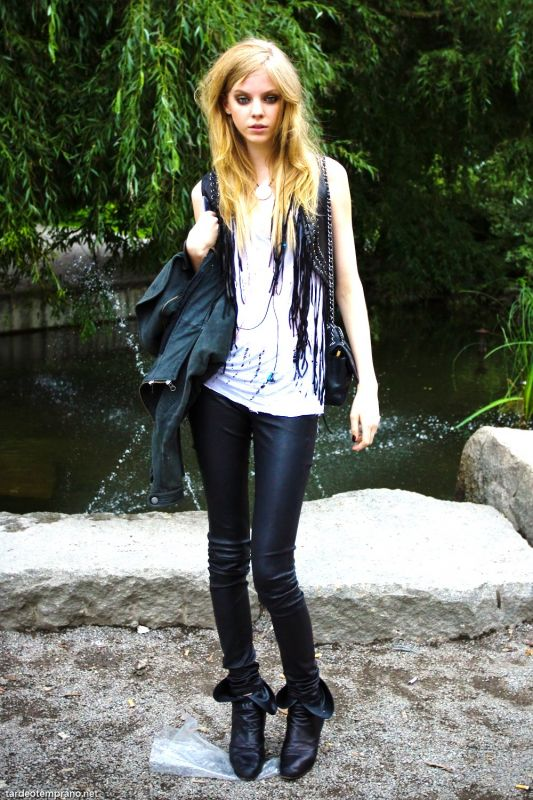 Fall Teen fashion foto pictures