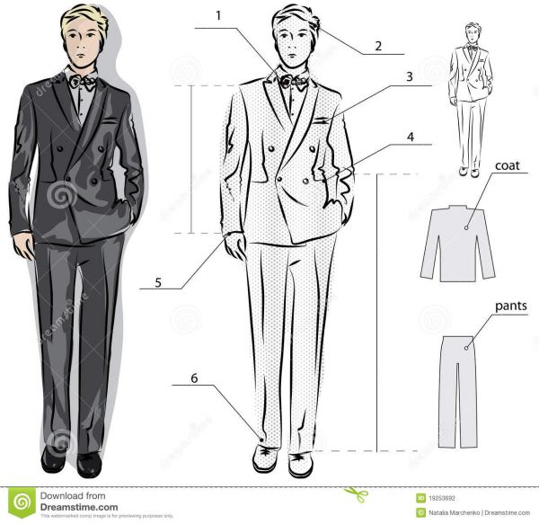Fashion Design Men Sketches 2014-2015 | Fashion Trends ...