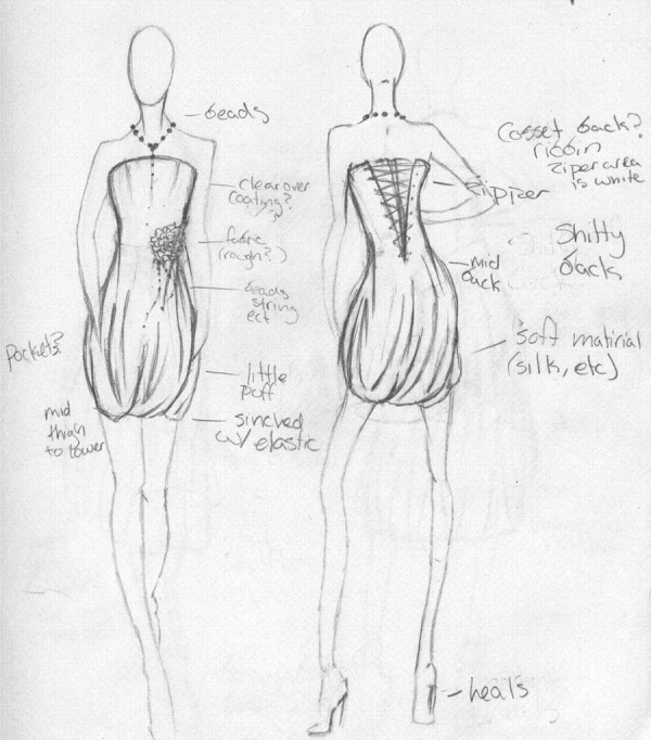 Fashion Design Sketches Of Short Dresses Shopping Guide We Are Number One Where To Buy Cute Clothes