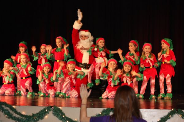 Galeery of christmas dance recital