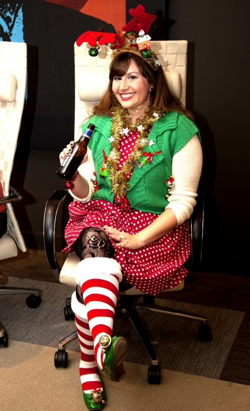 Galeery Of Tacky Christmas Costume Ideas Pictures