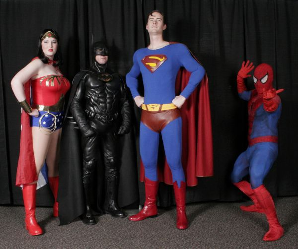 Halloween Costumes For 4 Friends.Girl Group Halloween Costumes Shopping Guide We Are