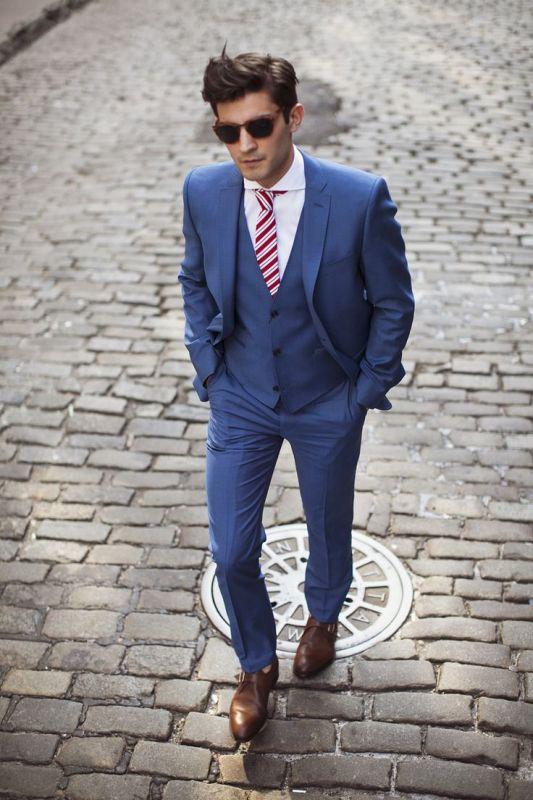 Suits men Fashion