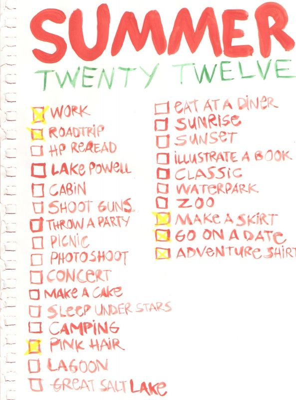 summer photo tumblr bucket list review shopping guide