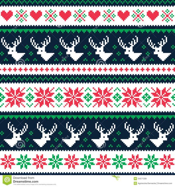 Ugly Christmas Sweater Pattern Wallpaper Ugly Christmas ...