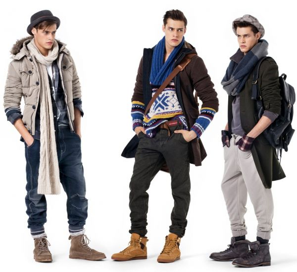 Urban Fashion Men 2014-2015