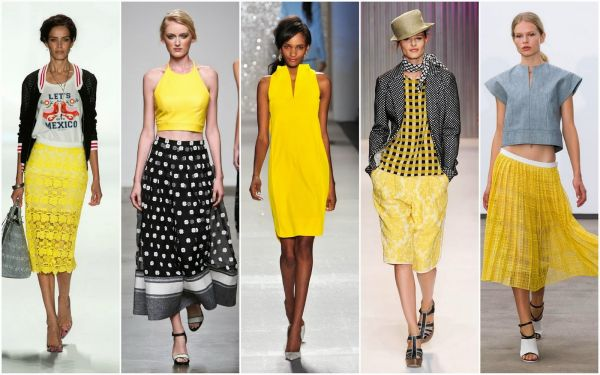 Casual Spring Fashion Trends 2014