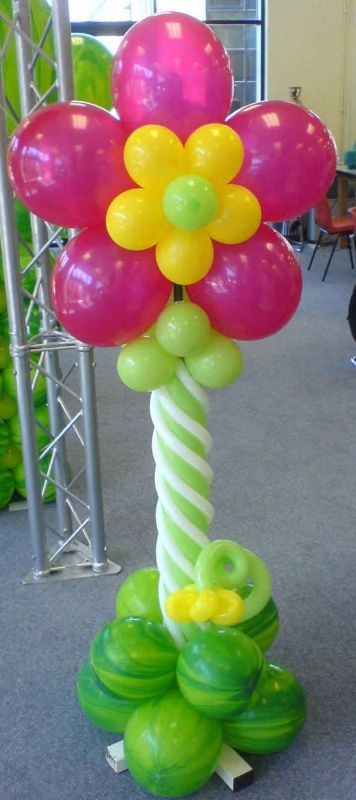 Balloons decorations ideas 2015 2016 fashion trends 2016 for Balloon decoration ideas