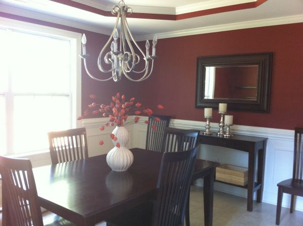 Dining Room Colors 2015-2016