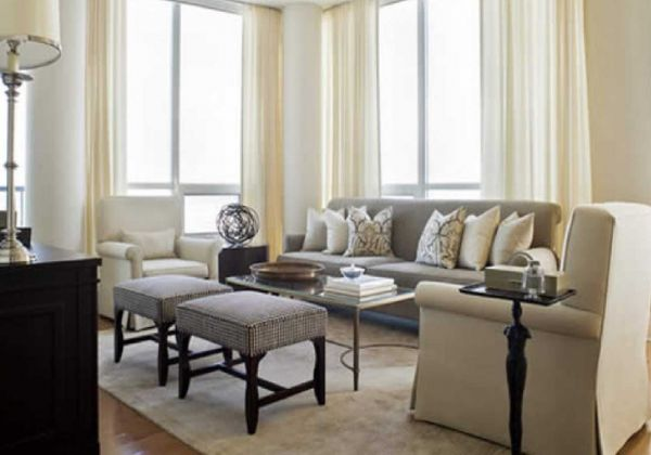 Living room neutral paint ideas 2015 2016 fashion trends for Neutral lounge decorating ideas