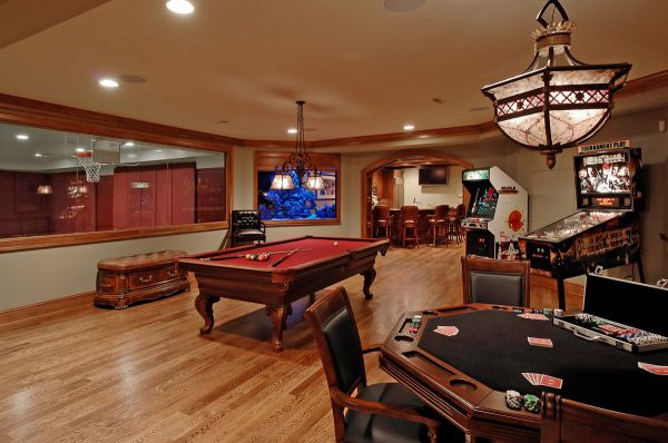 Luxury Home Game Rooms 2016 Fashion Trends 2016 2017