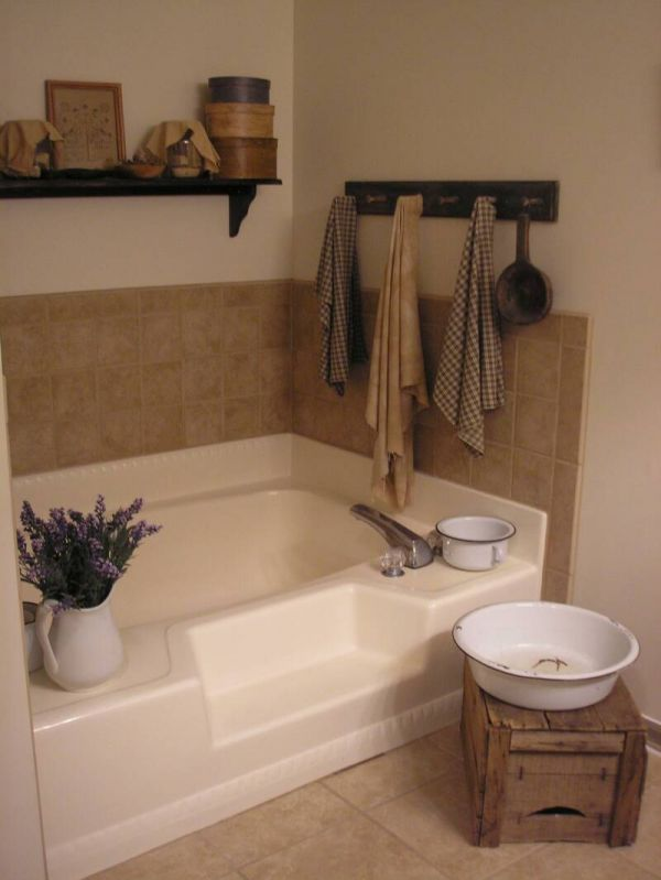 primitive bathroom ideas primitive decorated bathrooms 2015 2016 fashion trends 2016 2017 1856