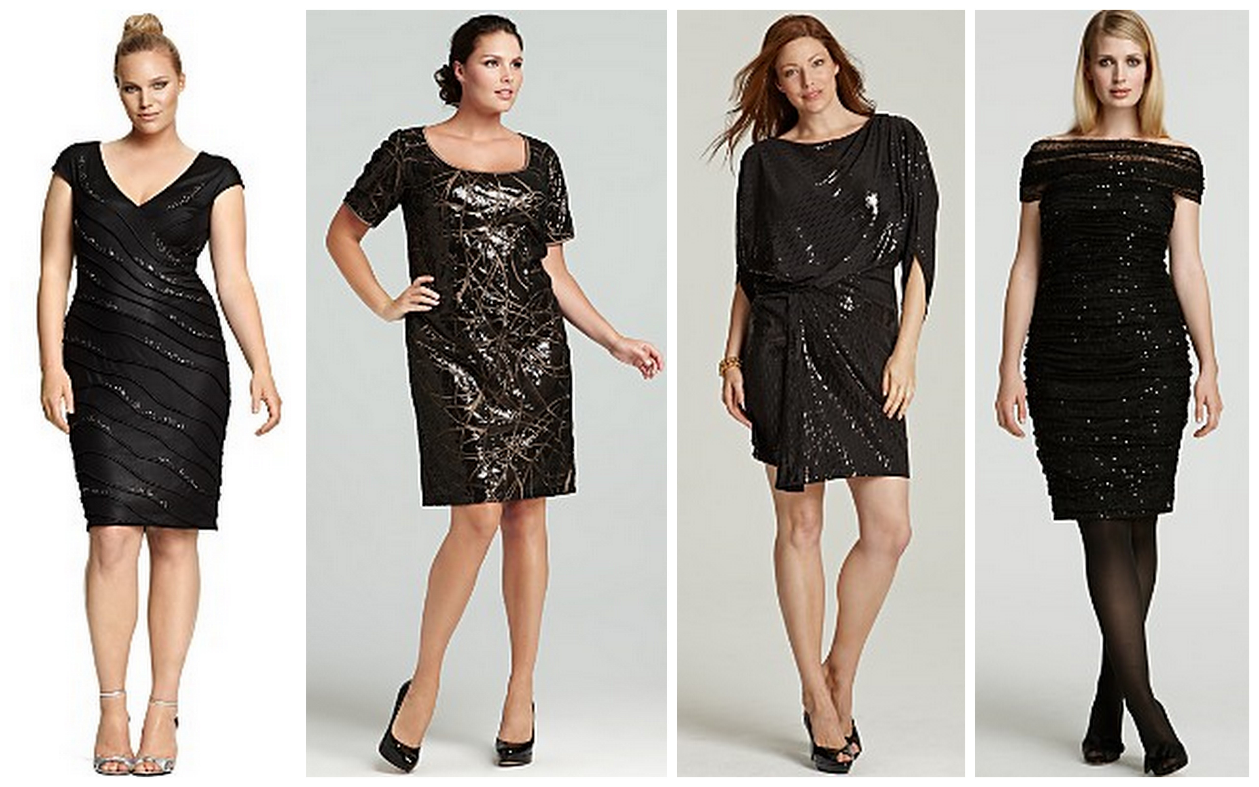 Plus Size Black Dresses For Funeral Shopping Guide We