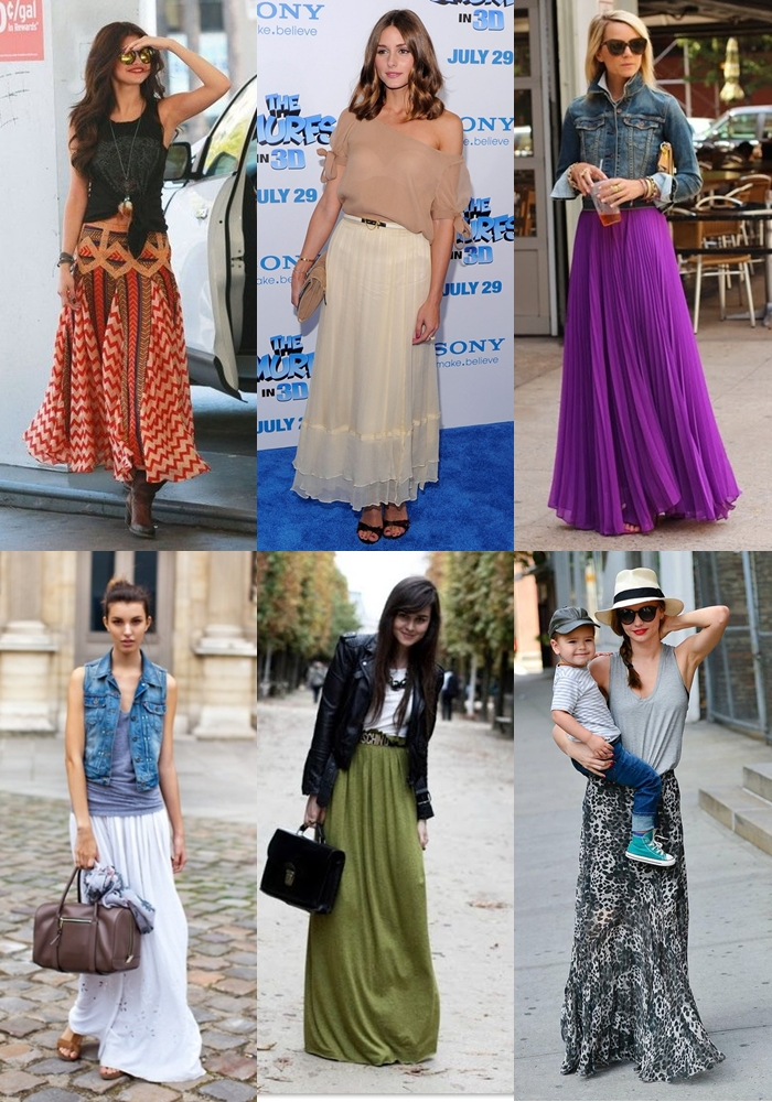 long maxi skirts 20142015 fashion trends 20162017