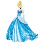 1118.00_грн_-_Disney_Cinderella_FAIRY_GODMOTHER_Bonham_Carter_CARDBOARD_CUTOUT_Standee_Standup_Standees_с_аукциона_eBay_eBayShop