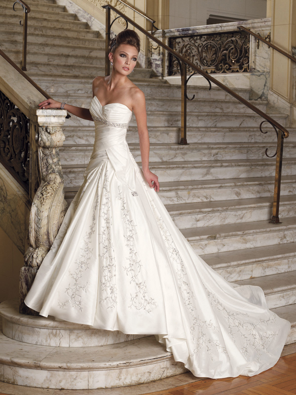 Fall 2014 Wedding Dresses Cheap Legendary Combination Dresses