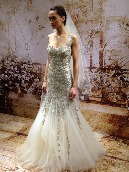Fall 2014 Wedding Dresses
