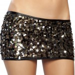 Black_And_Gold_Sequin_Mini_Skirts_and_wide_range_of_Unique_Skirts_at_ElectriqueBoutique.com