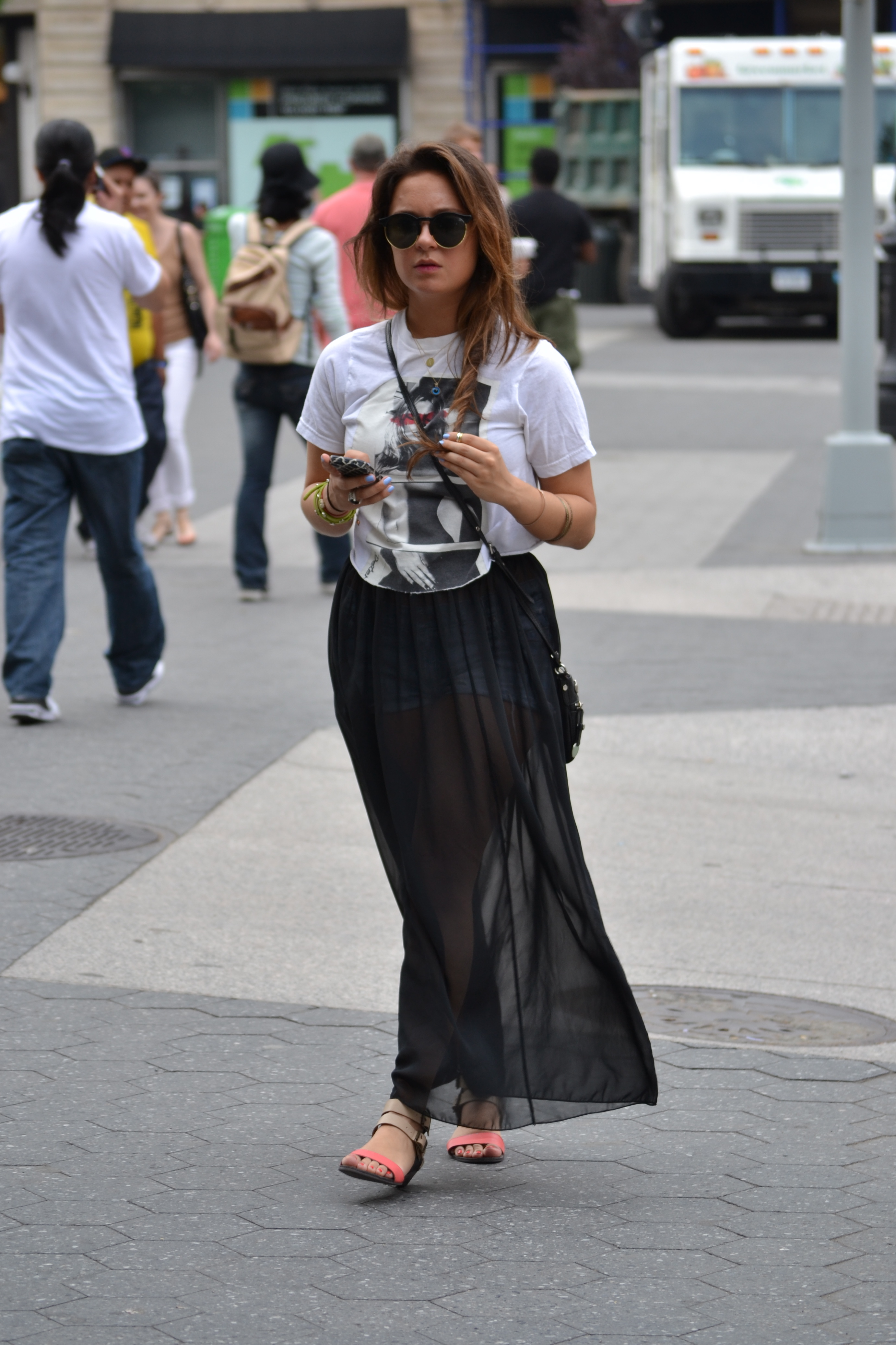 the gallery for gt black maxi skirt outfit ideas tumblr