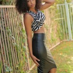 Faux_Leather_Pencil_Skirt_with_Slit_Social_Butterfly_House_We_Heart_It