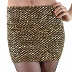 Gold_Mini_Skirt_with_many_sequins_and_waved_pattern