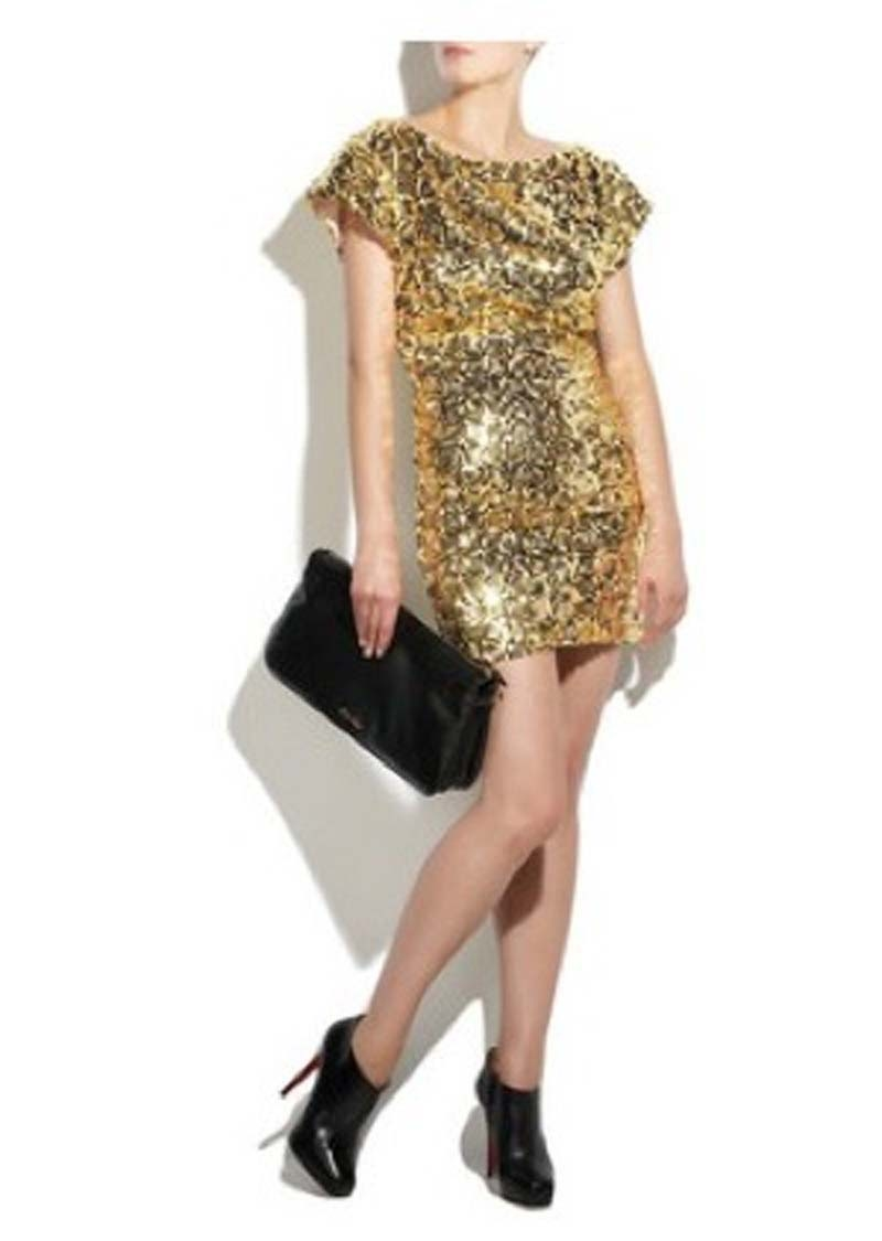Long And Mini Gold Sequin Skirt Shopping Guide We Are