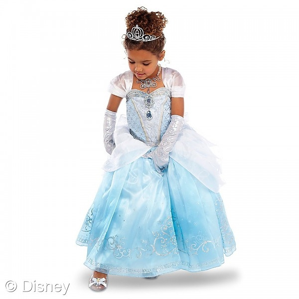 Princess Cinderella Wedding Dress Costume For: Cinderella Wedding Dress Disney 2015-2016