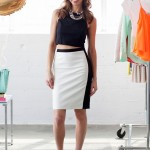 Leather_Pencil_Skirt_Crop_Top_Images,_High-Quality_Pictures_-_Imagepo.com