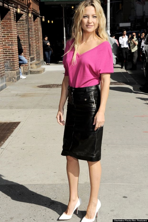 leather pencil skirt crop top 20152016 fashion trends