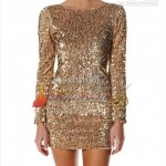 Long_and_Mini_Gold_Sequin_Skirt_2014-2015_Fashion_Trends_2014-2015