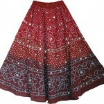 Red_Tie_Dye_Sequin_Long_Skirt_-_Shop_for_bags,_skirts,_jewelry_at_The_Little_Bazaar